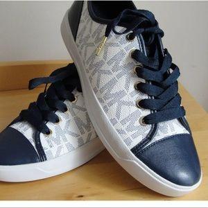 Authentic Michael Kors women's City sneakers/shoes